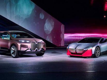 Un BMW con el ruido diseñado por el compositor de Blade Runner 2049