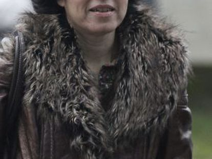 La juez Pilar de Lara.