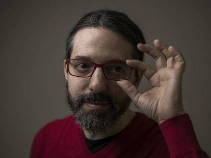 El escritor hispanoargentino Andrés Neuman.