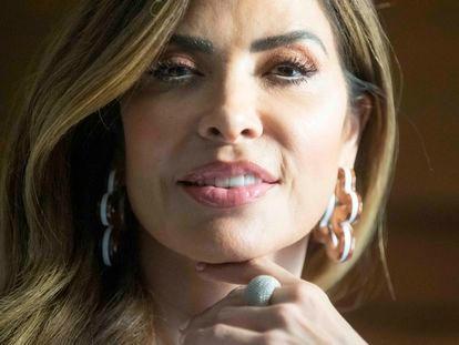 09-09-2021 BP Gloria Trevi, cantante y actriz.