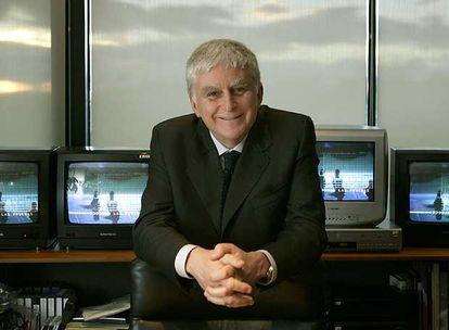 Paolo Vasile, consejero delegado de Telecinco, el valor más rentable por dividendo del Ibex 35.
