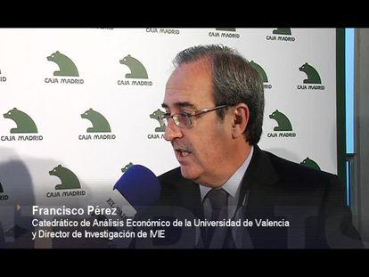 Francisco Pérez, director de Investigación de IVIE