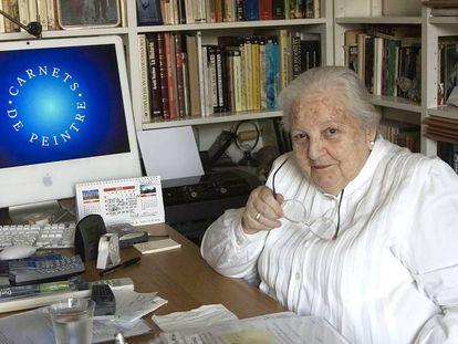 'Imprescindibles' recuerda a la editora Carmen Balcells