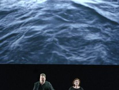 Producción de 'Tristán e Isolda' que llegará al Teatro Real en la temporada 2014-2015.