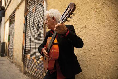 El indécimo disco de Kiko Veneno se titula 'Hambre'.