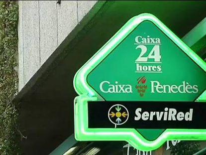 Juicio a la cúpula de Caixa Penedès por sus pensiones millonarias