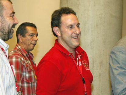 Alfonso Gil, presidente de la Comisión de Movilidad Sostenible de la FEMP, en una imagen de archivo.