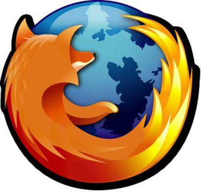 Logo del navegador Mozilla Firefox