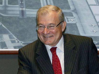Manuel Azuaga, sucesor de Braulio Medel en la presidencia de Unicaja.