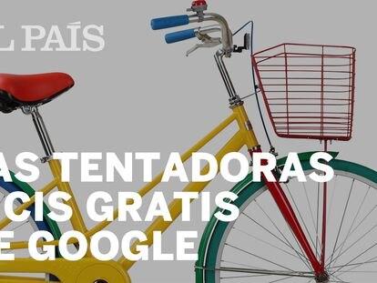 ¿Qué pasa con las bicicletas de Google?