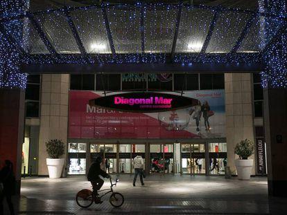 Una imagen del centro comercial Diagonal Mar de Barcelona.