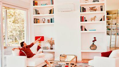 El aire acondicionado contribuye a mejorar la calidad del aire interior, siempre y cuando cuente con un sistema con alto poder de filtrado.