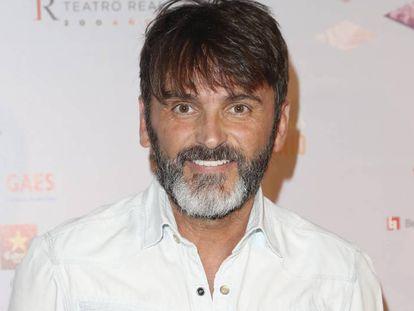 Fernando Tejero, en una imagen tomada el pasado lunes.