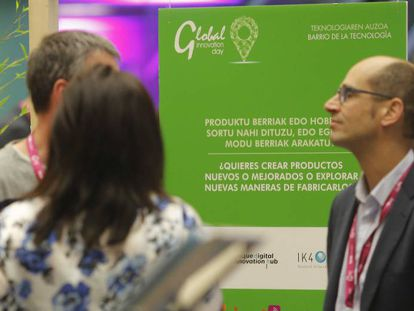 Global Innovation Day en San Sebastián.