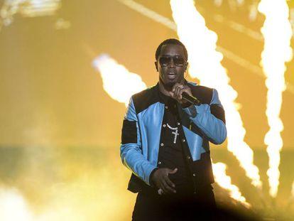 P. Diddy, el músico mejor pagado.