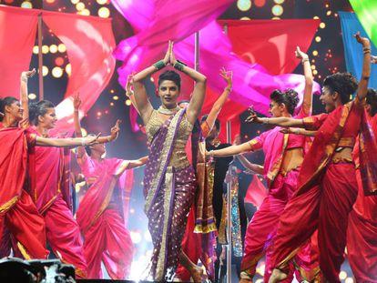Priyanka Chopra en los premios IIFA 2016.