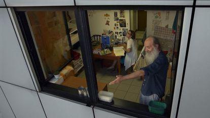 Un fotograma del documental 'Sacro Gra'.