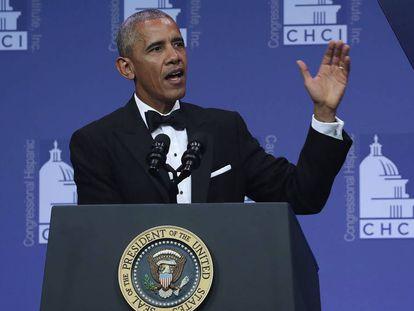 Barack Obama, presidente de Estados Unidos