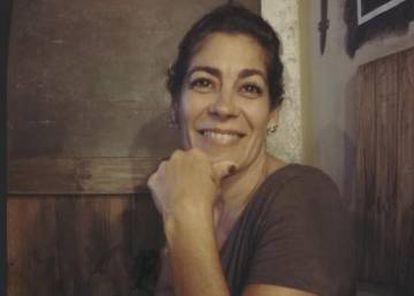 La escritora cubana Sisi Colomina.