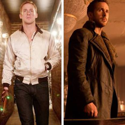 In 'Drive' and in 'Blade Runner 2049', or how a man reinvents himself from outerwear.