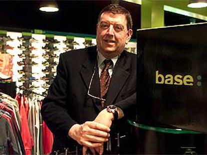 Benito García, propietario de Benito Sports.