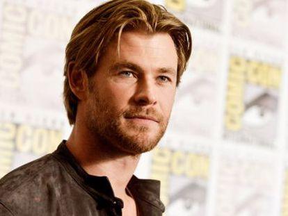 Chris Hemsworth es el hombre más sexy del año según 'People'.