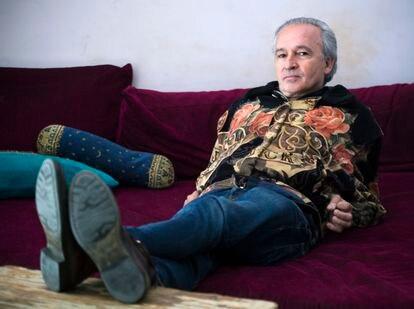 El músico y compositor Alfonso Vilallonga, en Barcelona.