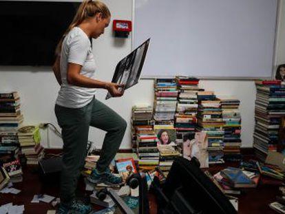 Tintori responsabiliza al servicio de inteligencia chavista del allanamiento de su domicilio
