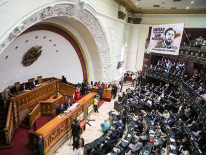 Un grupo de países europeos y latinoamericanos se reúne este jueves en Uruguay para buscar una solución a la crisis venezolana