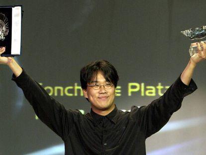 Bong Joon-ho recibe en 2003 la Concha de Plata al mejor director y el premio Altadis-Nuevos directores por