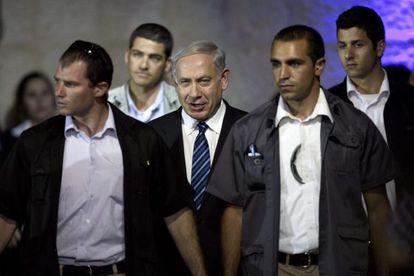 El primer ministro israelí Benjamin Netanyahu, en Jerusalén (Israel).