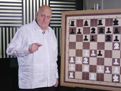 Leontxo Gaarcía. En vídeo, la explicación de la partida.