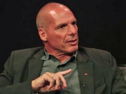 """Varoufakis: """"Europa es el mayor problema de Podemos"""""""