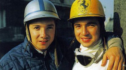 Pedro (i) y Ricardo Rodríguez.