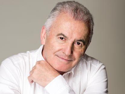 El cantautor Víctor Manuel, en una imagen promocional.