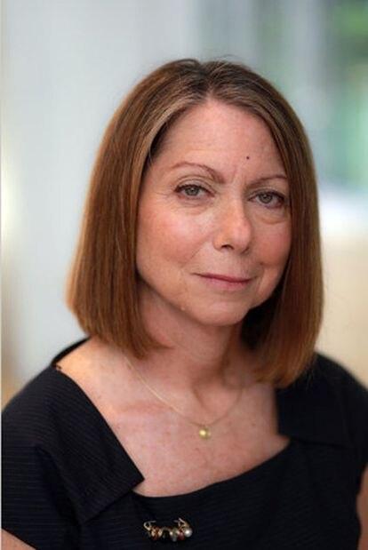 La nueva directora de 'The New York Times', Jill Abramson.