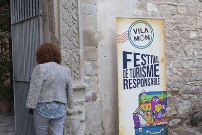 Festival de Turismo Responsble en Barcelona.