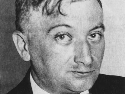 El escritor austriaco Joseph Roth, en un retrato de 1932.