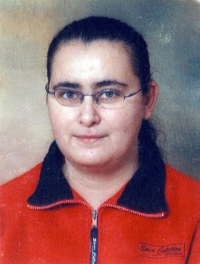 Mónica Espino Albasán.