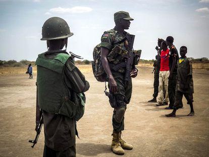 Más buenas noticias para los menores soldados de Sudán del Sur