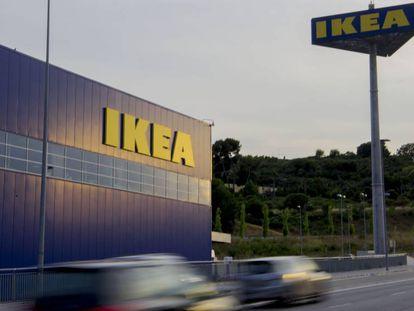 El Ikea de Sabadell.