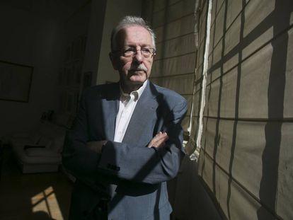 El historiador Juan Pablo Fusi.