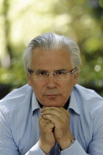 El exjuez Baltasar Garzón, en Madrid el pasado miércoles