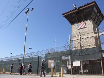La base de Guantánamo, en una imagen de 2017.