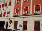 Comisaría provincial de Jaén.