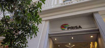 Sede del grupo PRISA en la Gran Vía de Madrid