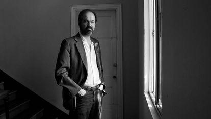 Juan Villoro, escritor mexicano.