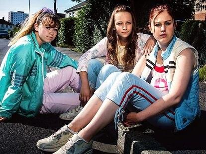 Fotograma de la serie 'La infamia', estrenada en marzo en Filmin.