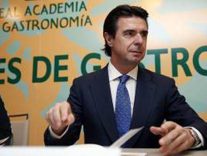 El ministro de Industria, Energía y Turismo, José Manuel Soria. EFE/archivo
