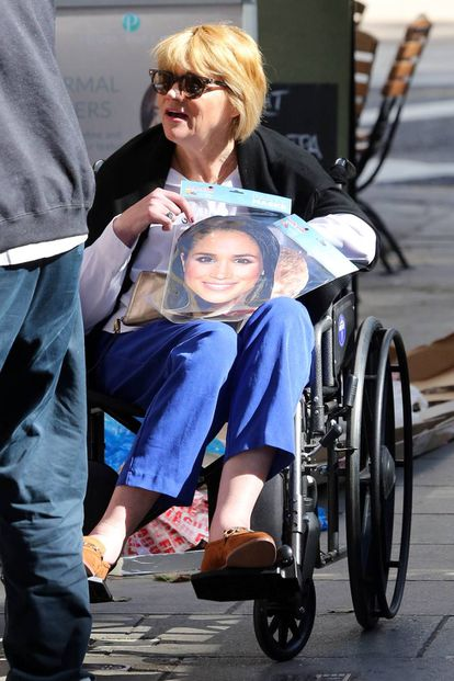 Samantha Markle in London in October 2018.